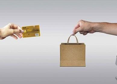 kredi kartı ile online ticaret yapılıyor